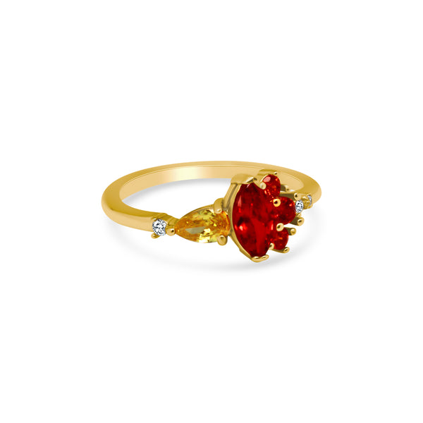 Ruby Gemstone Ring - Atlanta Jewelers Supply