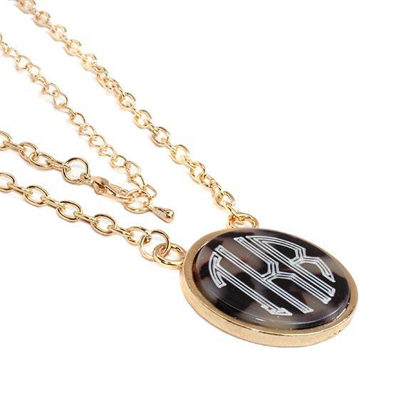 Trendy Marble Engravable Necklaces - atlanta-jewelers-supply