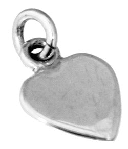 Sterling Silver Heart Design Pendant - atlanta-jewelers-supply