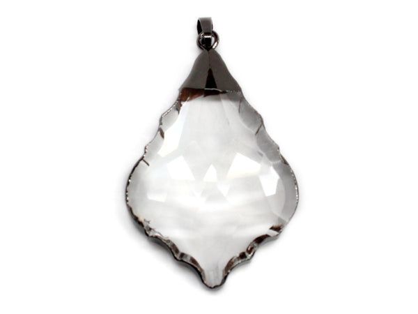 Clear Crystal Pendant - Atlanta Jewelers Supply