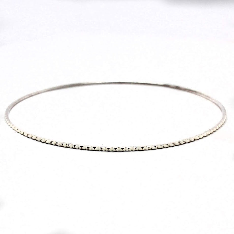 Sterling Silver Bangle Bracelets atlanta-jewelers-supply.myshopify.com