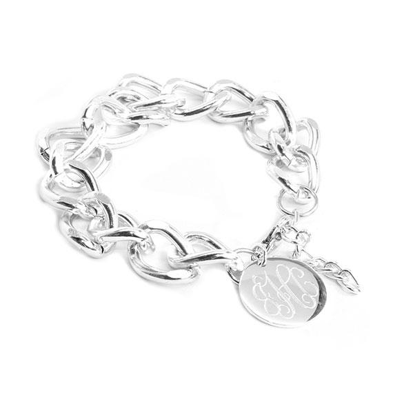 Non-Silver Small Opened Link Bracelet - Atlanta Jewelers Supply