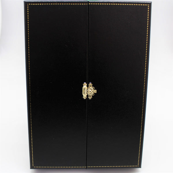 Leatherette Latch Necklace Box - Atlanta Jewelers Supply
