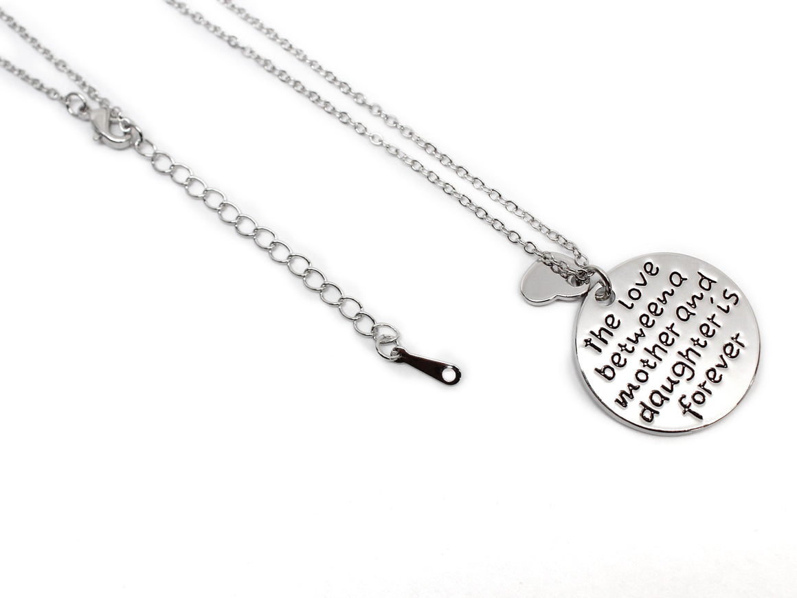 "17.5"" Fashion Stamp Quote Necklaces atlanta-jewelers-supply.myshopify.com"