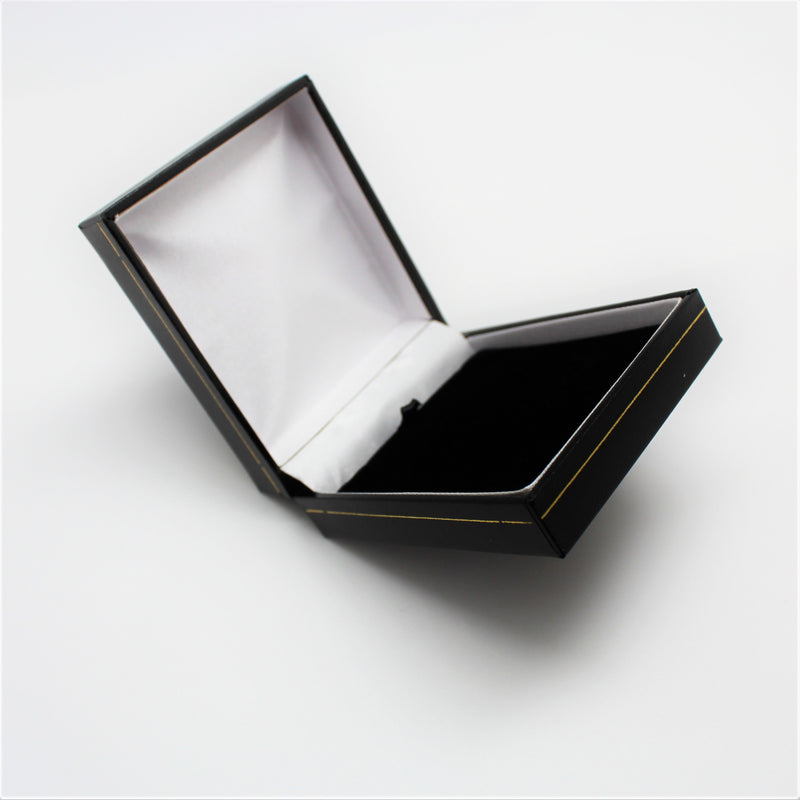 Leatherette Small Necklace Box - Atlanta Jewelers Supply