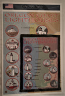 Collectible Patch - Oregon Coast Lighthouses