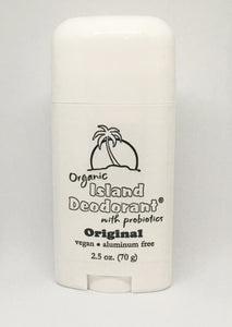 Original Stick Deodorant with Probiotics Stick