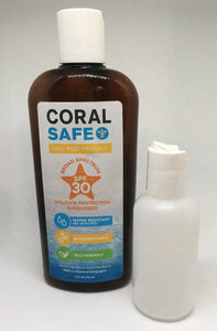 Coral Safe Sunscreen