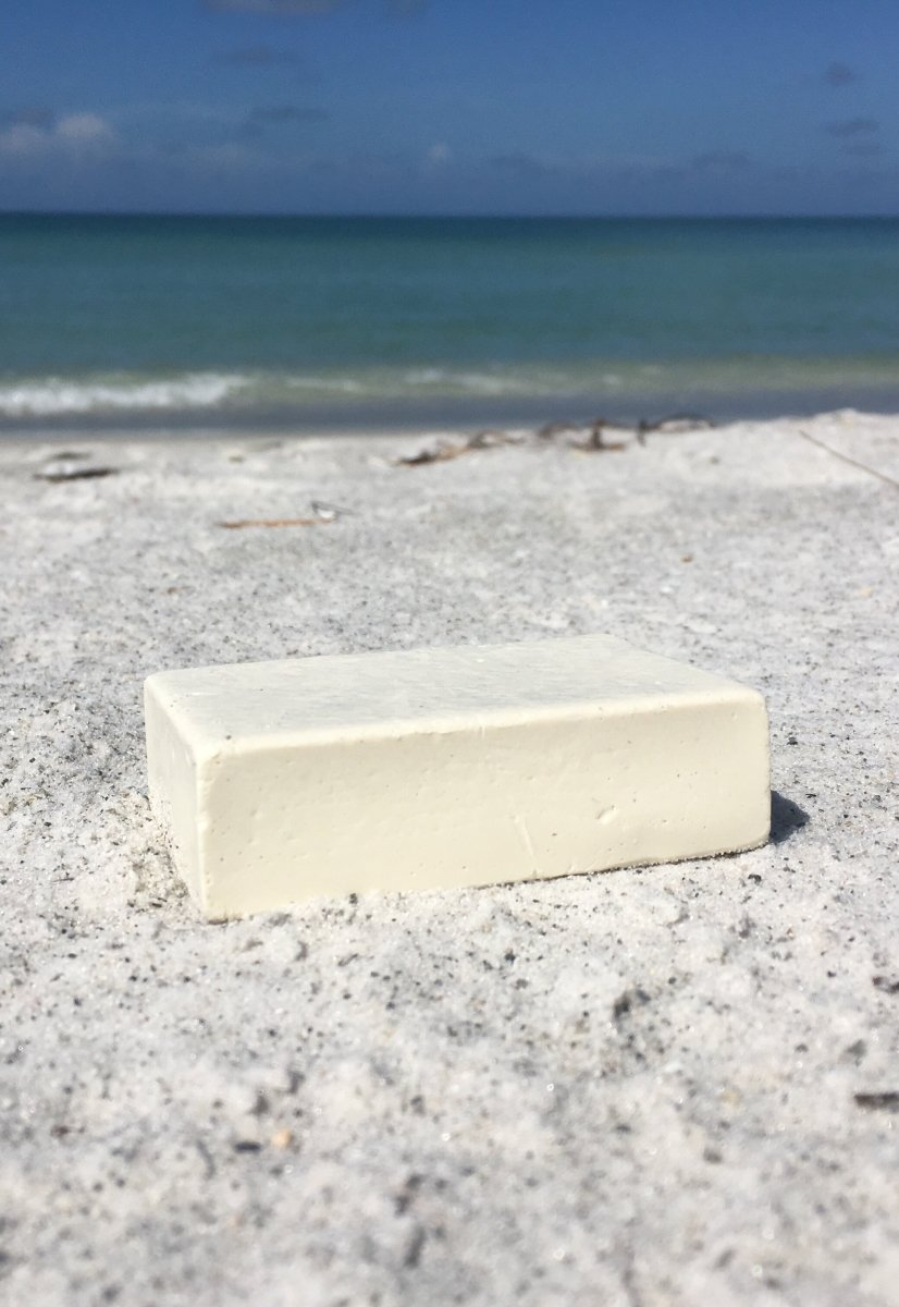 Zero Waste Sensitive Deodorant Bar with Probiotics