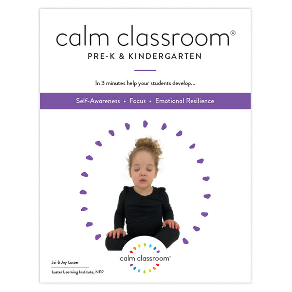 Pre-Kindergarten & Kindergarten Manual with Audio Recordings