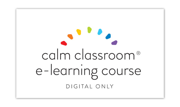 Calm Classroom e-Learning Course <br> (incl. Digital Manual)