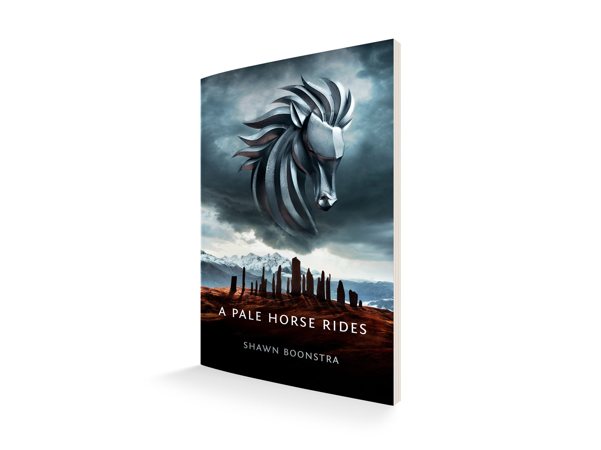 A Pale Horse Rides - Book by Shawn Boonstra