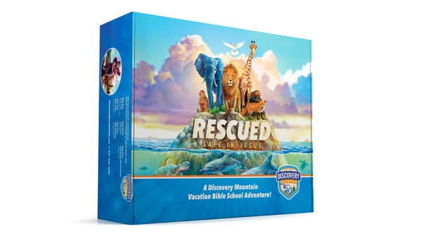 Rescued: Safe in Jesus VBS Kit