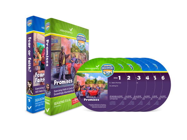 Discovery Mountain - Seasons 13 & 14 CD Set
