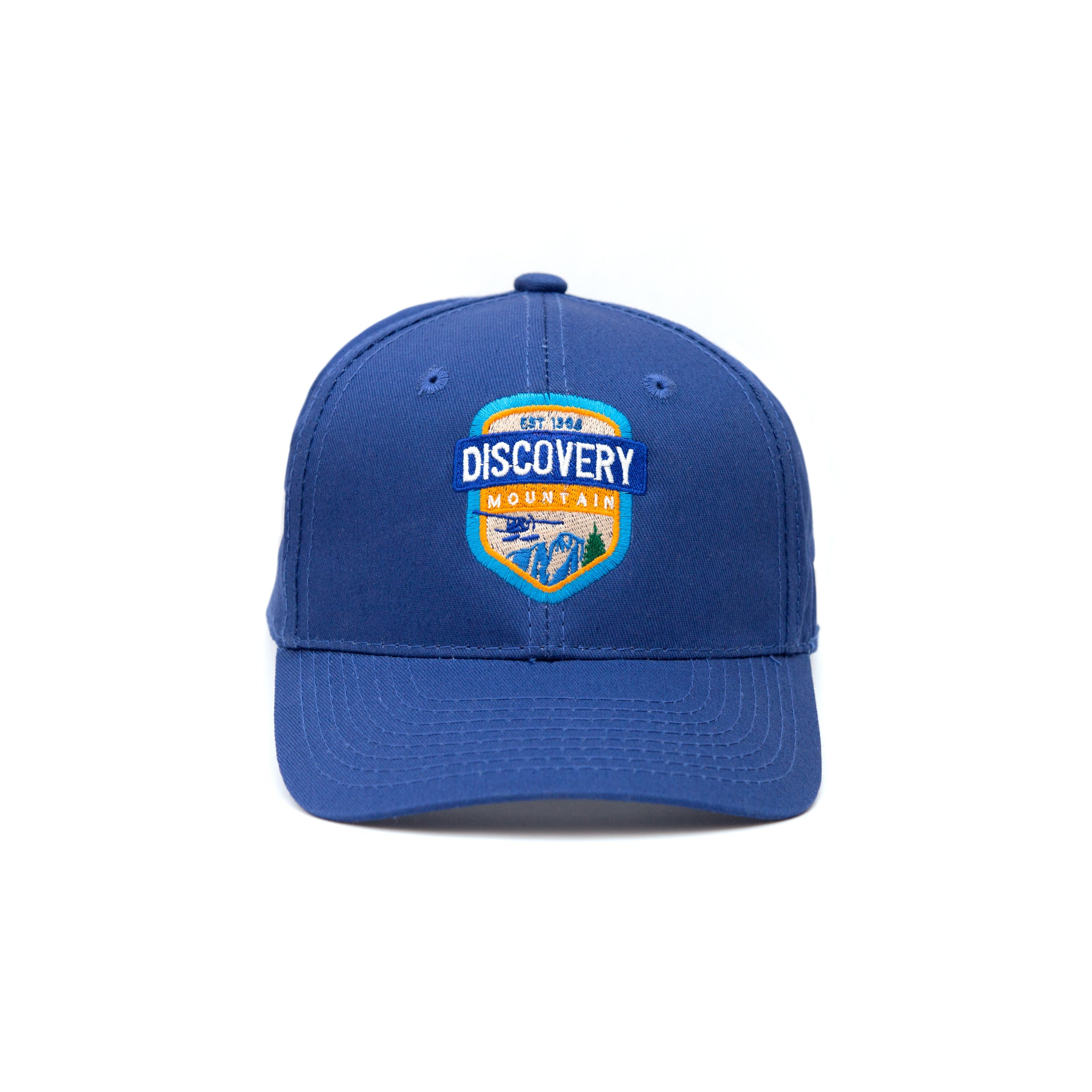 Discovery Mountain Ball Cap - Youth