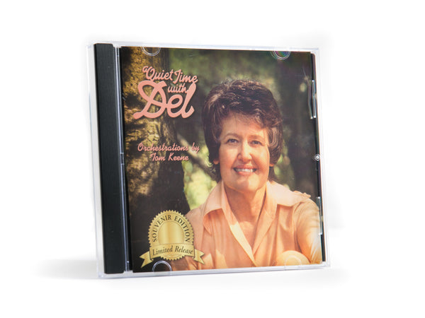 Del Delker CD - A Quiet Time With Del