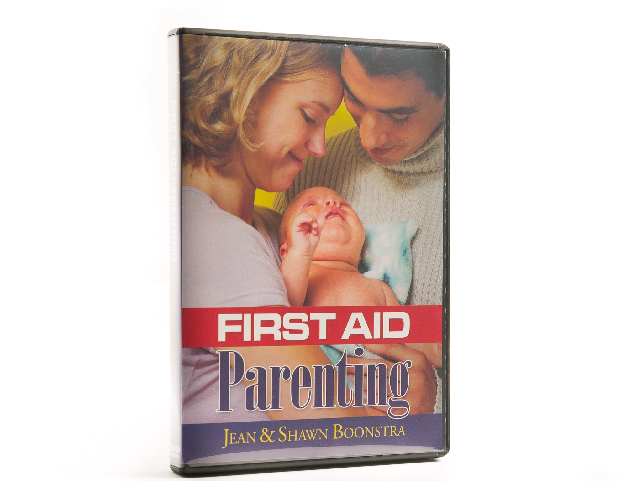 First Aid Parenting - DVD by Shawn and Jean Boonstra