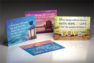 Voice of Prophecy Greeting Cards - Pack of 10 (Assorted)