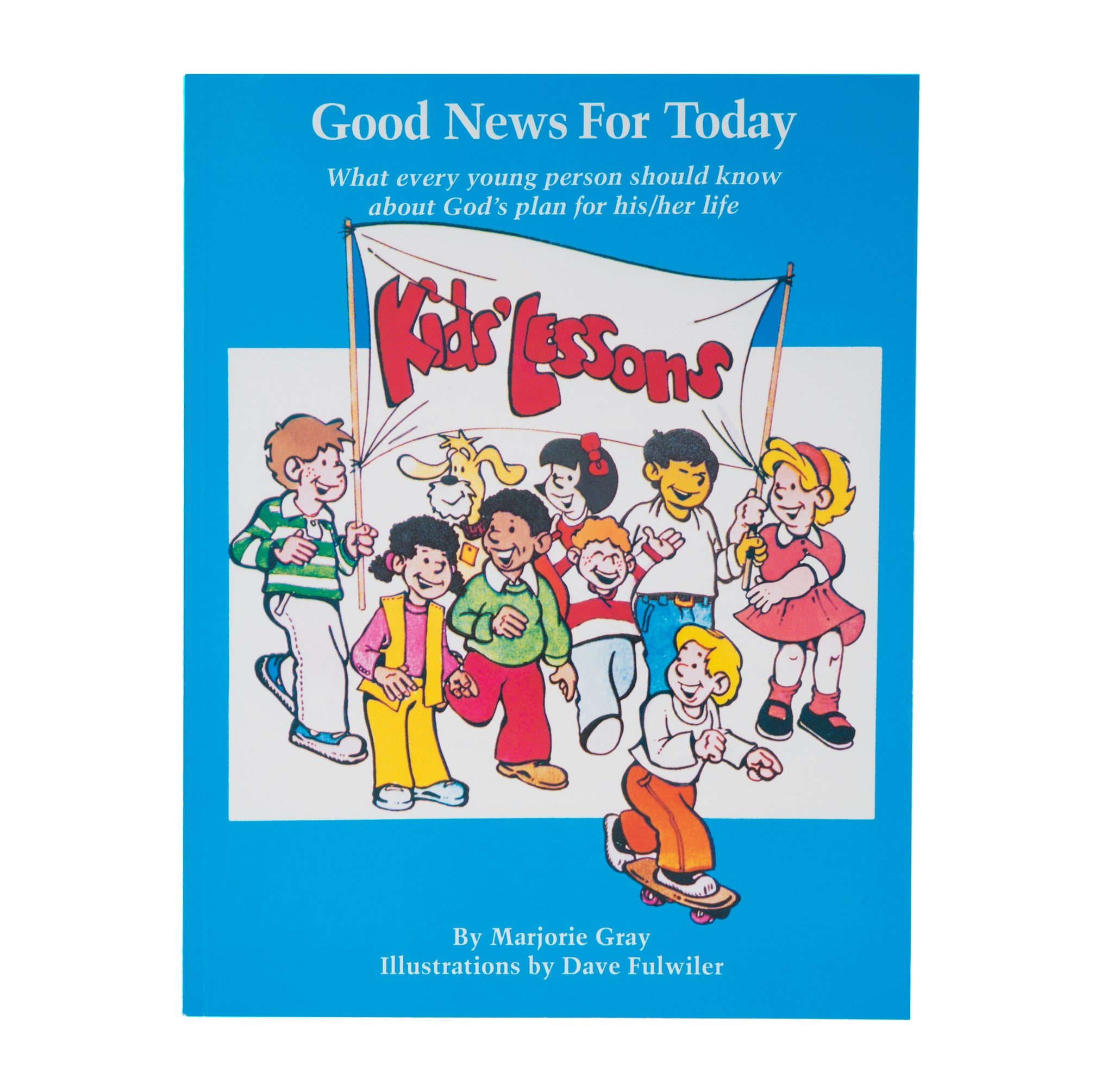 Good News for Today - Kids' Workbook