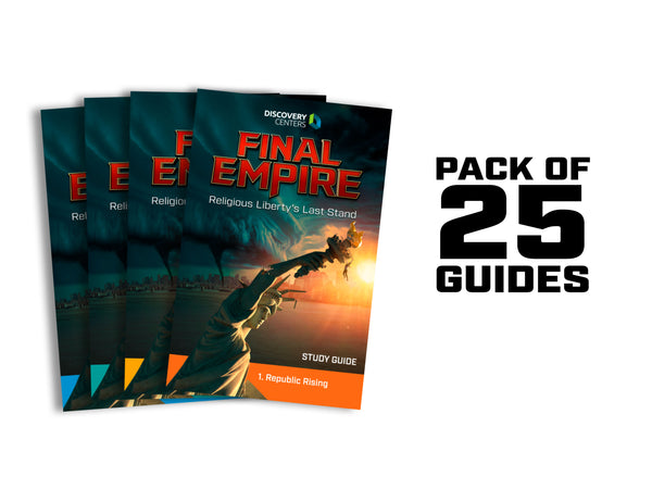 Final Empire Guides - Pack of 25