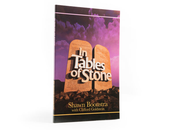 In Tables of Stone - Book by Shawn Boonstra