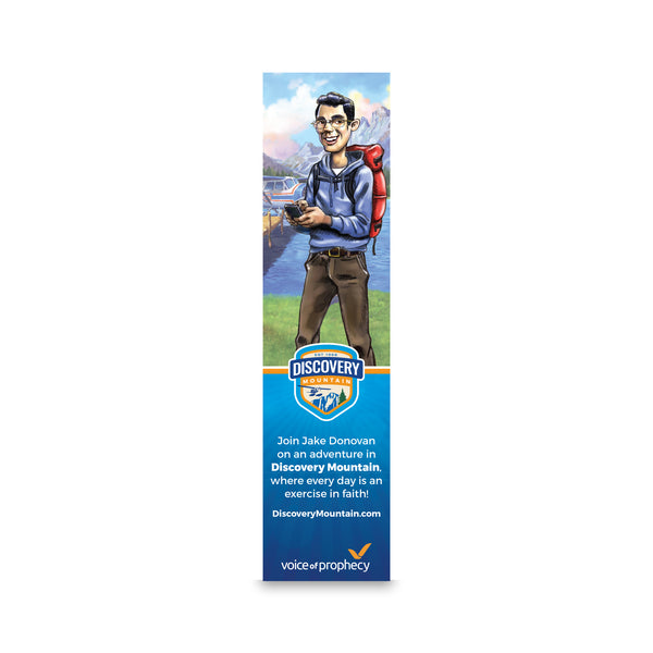 Discovery Mountain Jake Bookmark