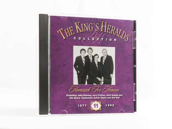 King's Heralds CD Collection - Vol. 11 - Homesick for Heaven