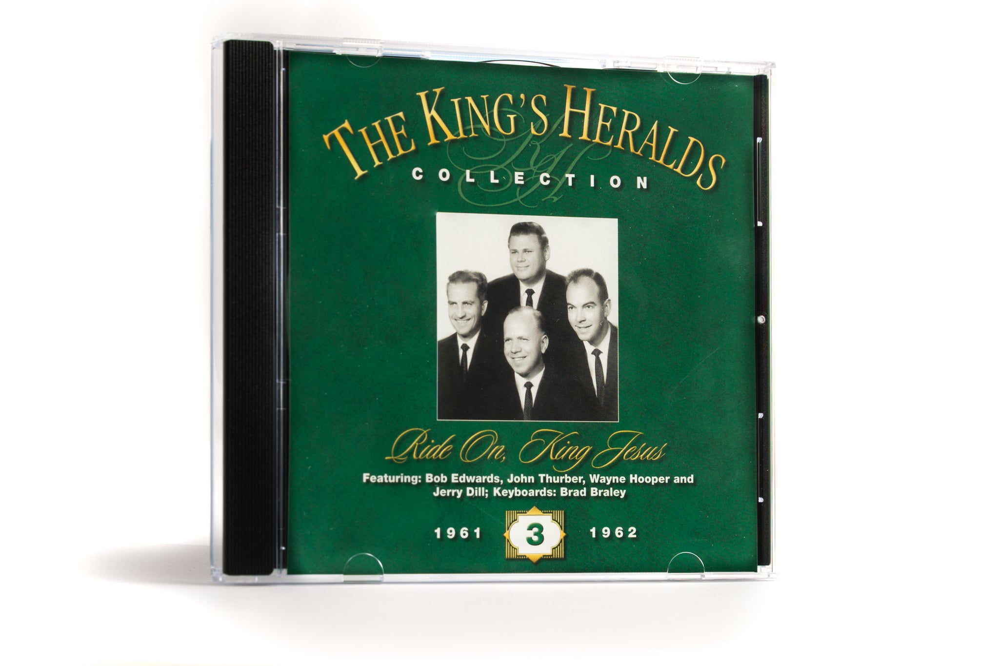 King's Heralds CD Collection - Vol. 3 - Ride On, King Jesus