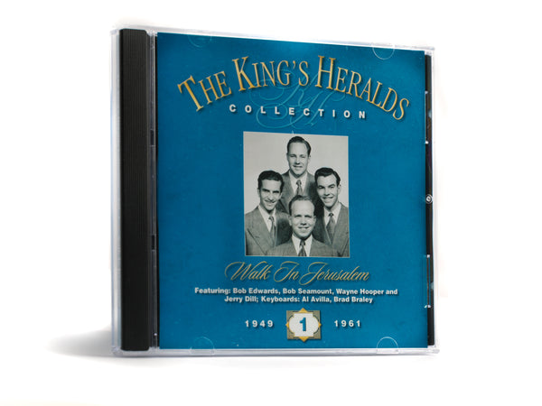King's Heralds CD Collection - Vol. 1 - Walk In Jerusalem