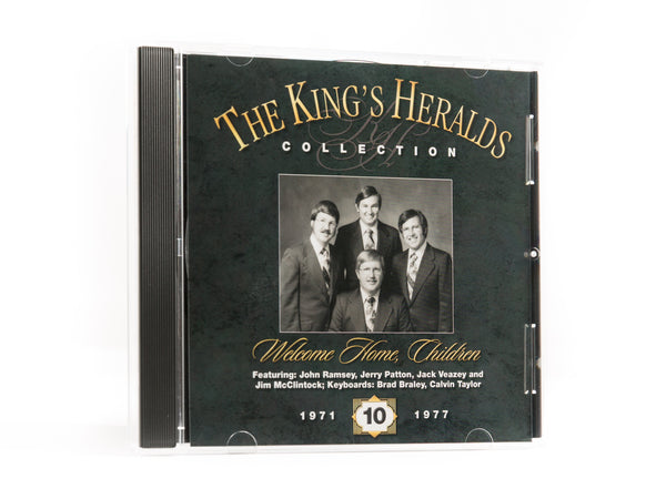 King's Heralds CD Collection - Vol. 10 - Welcome Home, Children