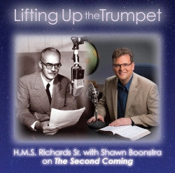 Lifting Up The Trumpet - CD Featuring H. M. S. Richards and Shawn and Jean Boonstra