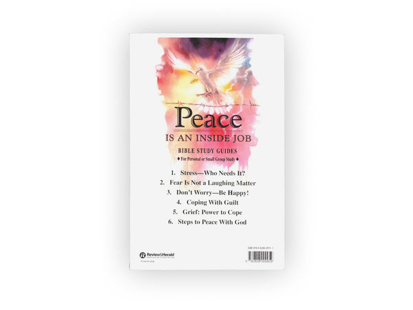 Peace Is an Inside Job Bible Study Guides - Full Set