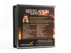 Revelation Speaks Peace - Full Series with 24 CDs
