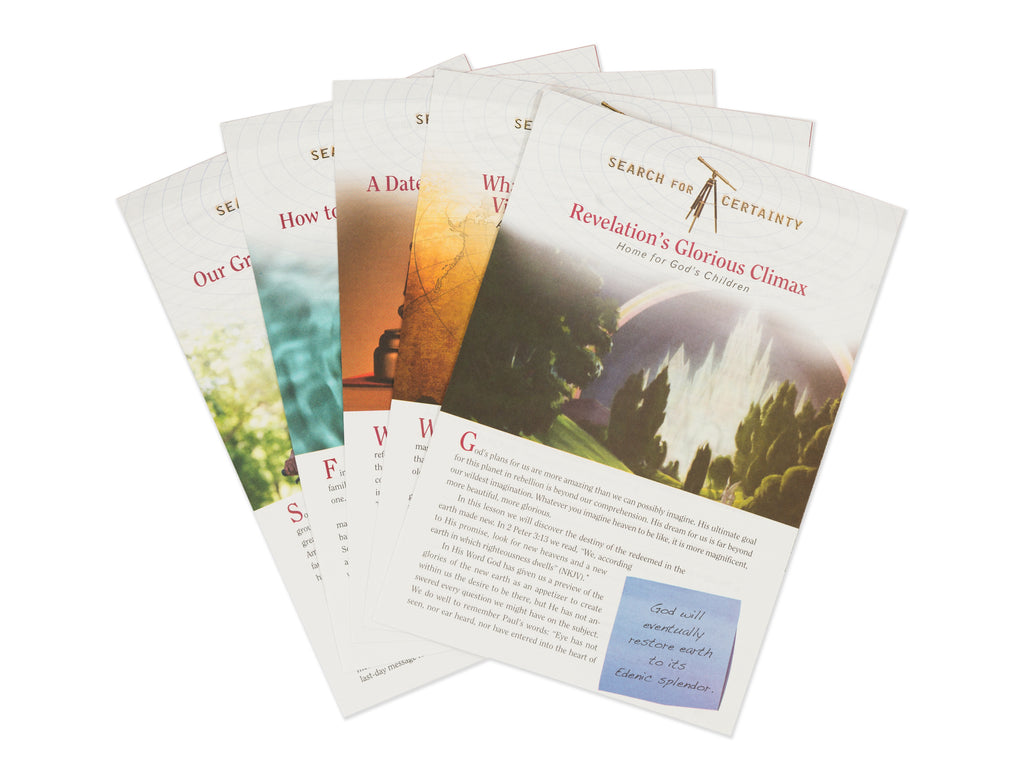 Search for Certainty Bible Study Guides - Full Set