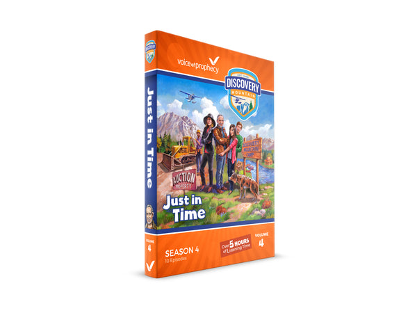 Discovery Mountain - Season 4 CD Set