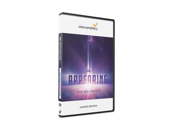 The Appearing DVD