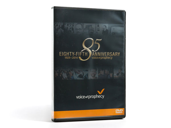 Voice of Prophecy 85th Anniversary DVD