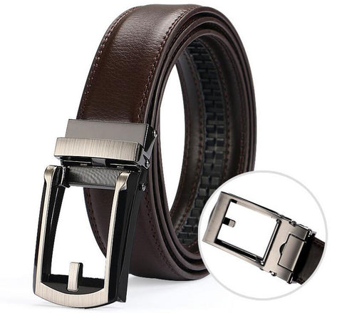 Comfort Click Leather Belt
