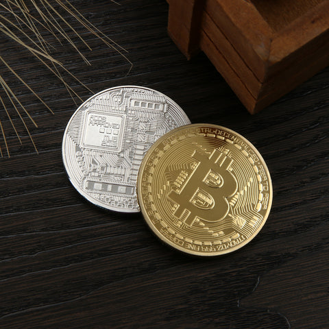 Bitcoin Physical Coins