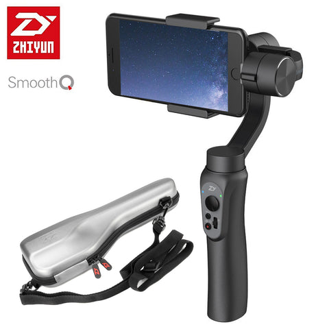 Smooth-Q Smartphone Stabilizer