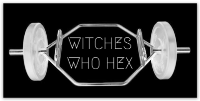 Witches Who Hex Vinyl Sticker