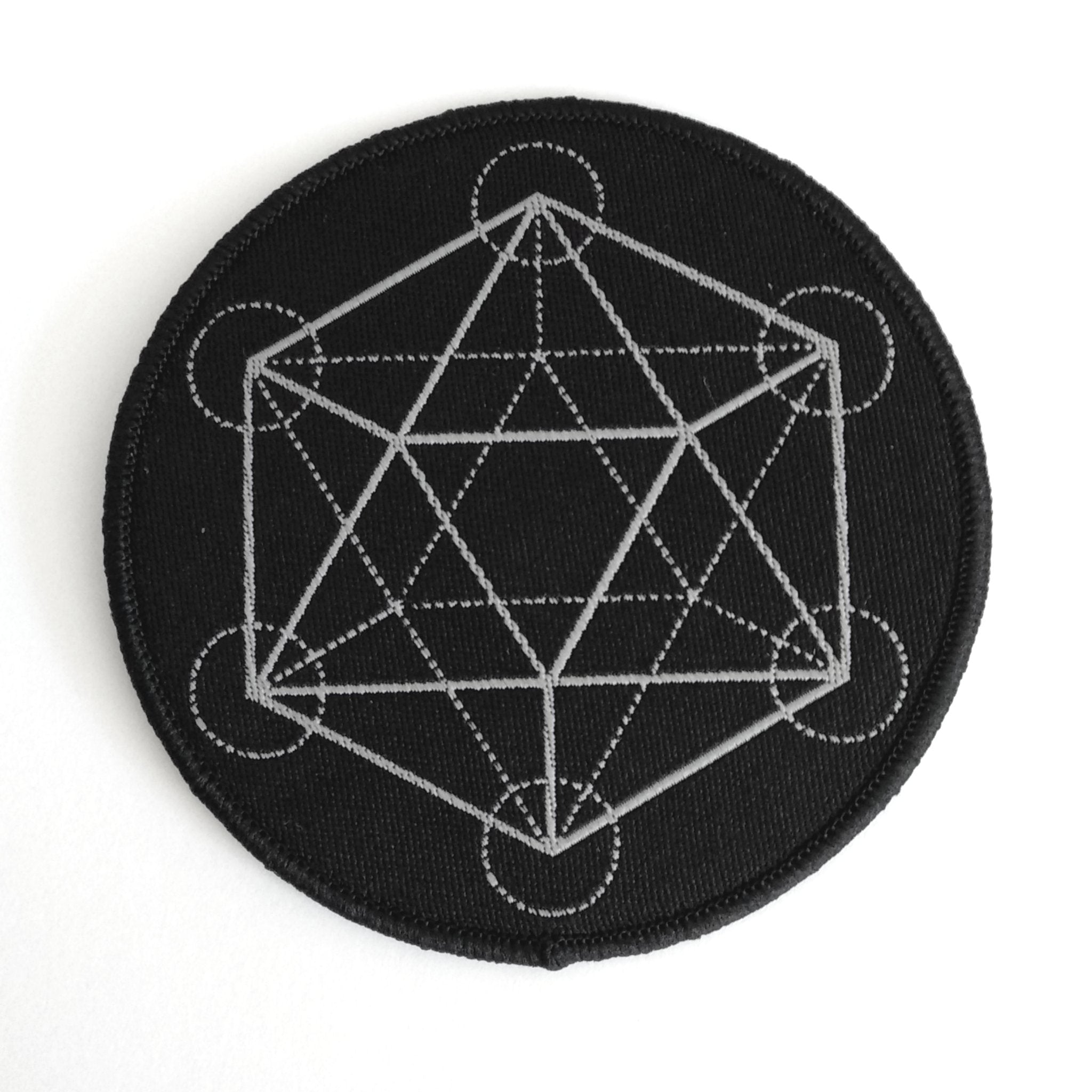 Sacred Dodecahedron d20 Patch
