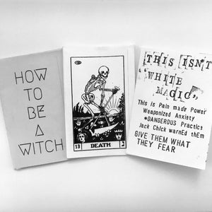 Witchcraft Zine Collection