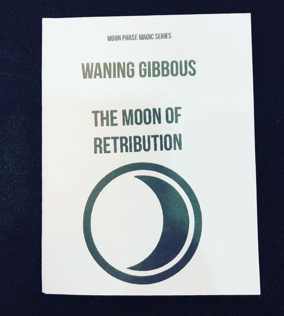 Moon Phase Magic Series: Waning Gibbous