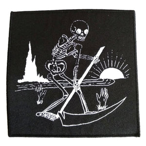 LA MORT Death Tarot Patch