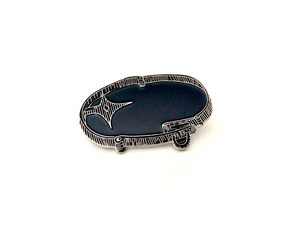 The Branks Enamel Pin