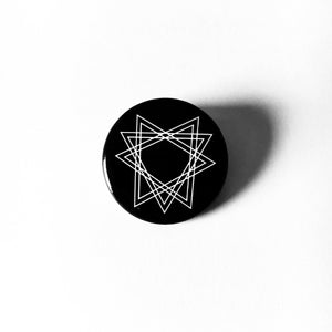 "Triangle 1.25"" button"
