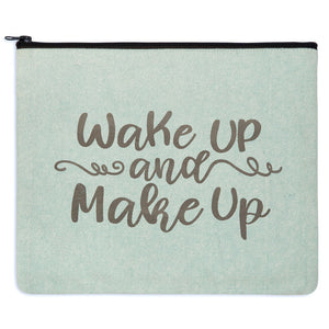 Wake Up Cosmetic / Travel Bag