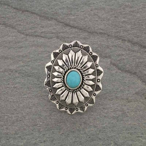 Concho Flower Ring