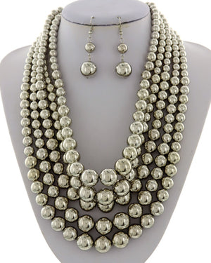 Silver Beads Galore